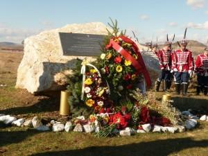 Новото гробище над Сливница