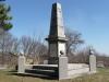 Първи войнишки паметник – село Алдомировци
