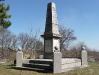 Първи войнишки паметник – в село Алдомировци