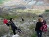 Спускане по южния склон на Чепън